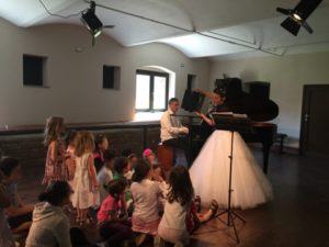 PIANO LEGGENDO @Time In Jazz - Berchidda 2019 @ Pineta Sacro Cuore