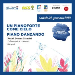 UN PIANOFORTE COME CIELO e PIANO DANZANDO @Biblio Senago @ Biblioteca Italo Calvino
