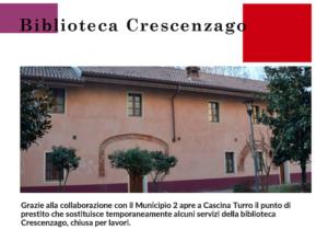 FORME E COLORI @inaugurazione biblioteca cascina turro - Milano @ Cascina Turro