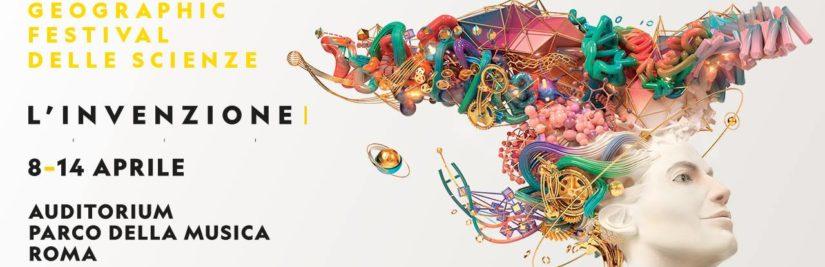Partecipiamo al NATIONAL GEOGRAPHIC FESTIVAL @Auditorium Parco della Musica di Roma