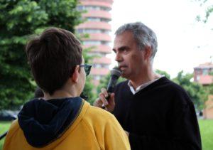 CHE SUCCEDE A TASTIEROPOLI? @Con tutti i sensi @ Teatro Menotti