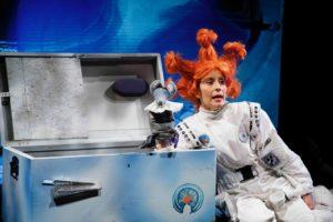Martina Tremenda nello spazio @scolastica Teatro Menotti @ Teatro Menotti