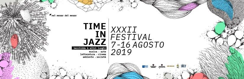Partecipiamo a TIME IN JAZZ 2019 @Berchidda