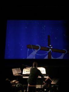 IL CINEMA CHE SUONA @Con tutti i sensi @ Teatro Menotti