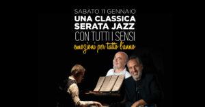 UNA CLASSICA SERATA JAZZ @Con tutti i sensi @ Teatro Menotti