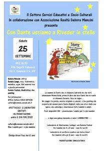 Con Dante usciamo a riveder le stelle - VILLE APERTE IN BRIANZA 2021 @ Villa Bagatti Valsecchi - Varedo